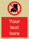 custom-no-rollerblading-sign-add-your-own-custom-text-normal-delivery-times-appl~