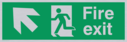 fire-exit-sign-with-arrow-diagonal-up-amp-left-amp-running-man-facing-left~