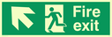 fire-exit-sign-with-arrow-diagonal-up--left--running-man-facing-left~