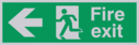 fire-exit-sign-with-arrow-to-left-and-running-man-facing-left~