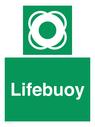 <p>Lifebuoy</p> Text: