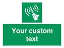 custom-sign-safe-condition-2way-vhf-radio~