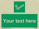 custom-ecigarettes--vaping-permited-sign-with-warning-symbol--ecigarette-in-gree~