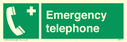 elephone Text: emergency telephone
