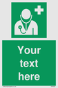 custom-doctor-sign-add-your-own-custom-text-normal-delivery-times-apply-green-do~