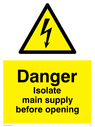 isolate-main-supply-electrical-warning-triangle~