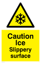 snowflake-symbol-and-warning-text-on-rigid-1mm-plastic--suitable-for-temporary-f~