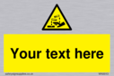 pcustom-corrosive-safety-sign-with-chemical-and-hand-symbol---black-chemical-and~