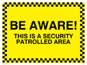 security-patrolled-area-sign-~
