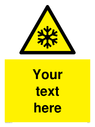 custom-snowflake-sign-add-your-own-custom-text-normal-delivery-times-apply-yello~