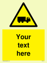 pcustom-lorry-hazard-sign-add-your-own-custom-text-normal-delivery-times-apply-y~