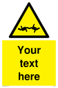 custom-barbed-wire-sign-add-your-own-custom-text-normal-delivery-times-apply-yel~