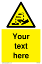 custom-corrosive-substance-sign-add-your-own-custom-text-normal-delivery-times-a~