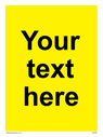 pcustom-blank-warning-sign---black-text-on-yellownbspbackgroundp~