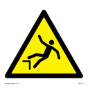 <p>Warning Drop symbol only</p> Text: