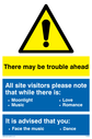 there-may-be-trouble-ahead--funny-safety-sign-adapted-with-lyrics-from-irving-be~